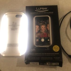 LuMee smartphone light up case iPhone 6S
